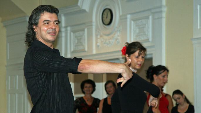 Choreographie Tangos